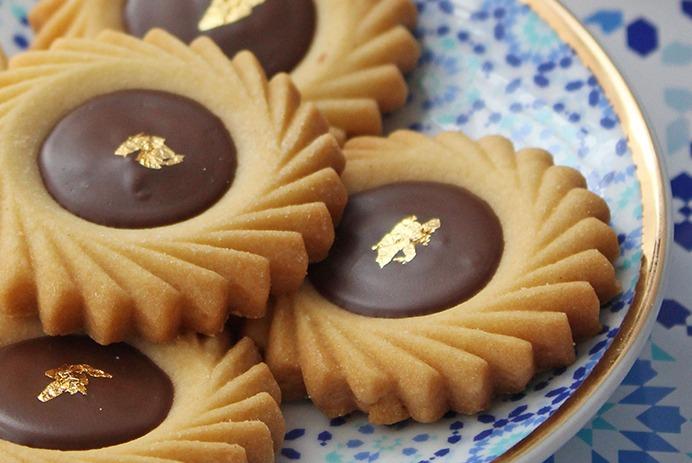 Douceurs d'Alger's Indulgent Shortbread Cookies